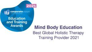 Mind Body Education Global Award 2021