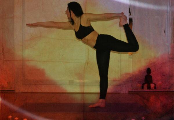 Lynda Dancer Pose