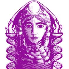 Goddess Temple Glastonbury Logo